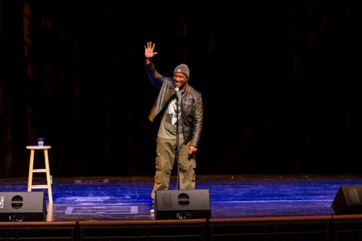 Cleveland Knock, Knock! Who's there? Comedian Ed Blaze - Comedian Ed Blaze Who!?